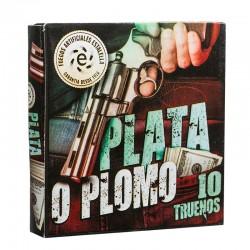 10 PLATA O PLOMO