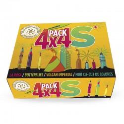 PACK 4×4 FUENTES PEQUEÑAS